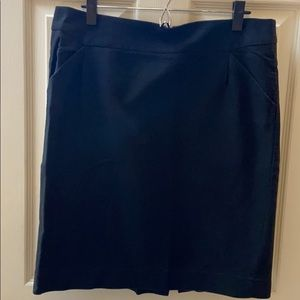 J.Crew Pencil Skirt with pockets!